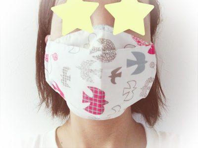 西村大臣風マスク